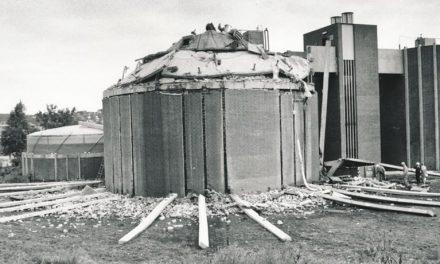 Eksplosion i rådnetank med biogas