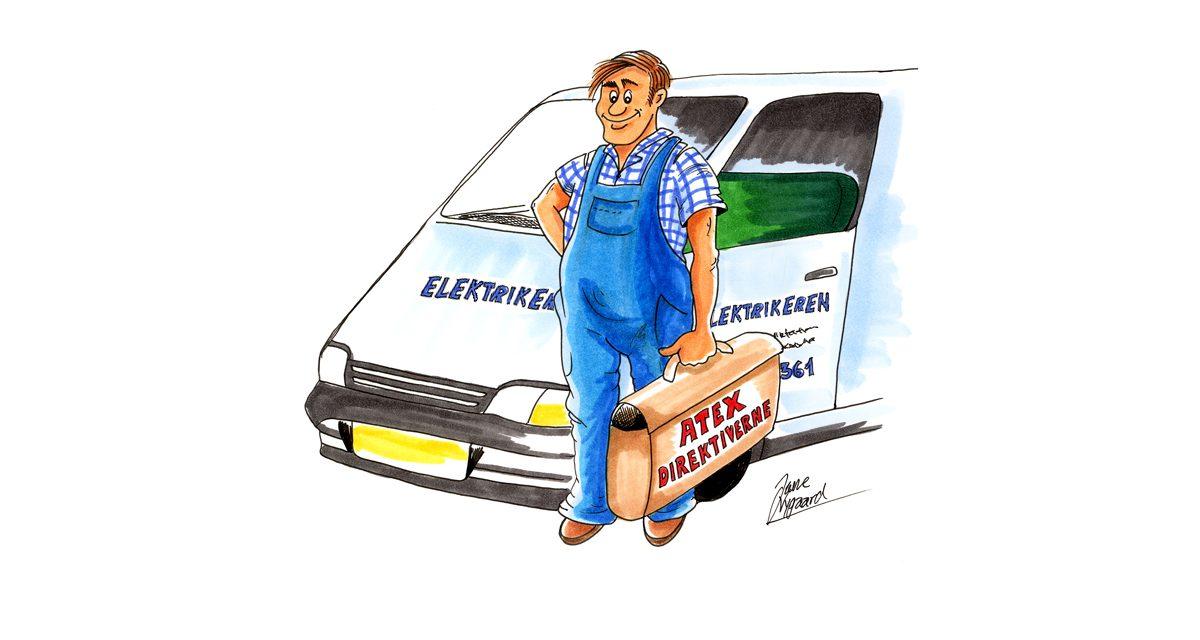 ATEX i elektrikerens værktøjskasse
