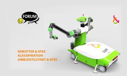 Ex FORUM 3. maj 2018 – netværksseminar