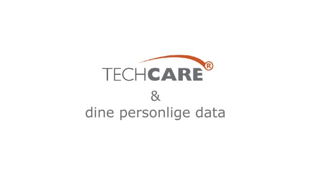 GDPR & TechCare