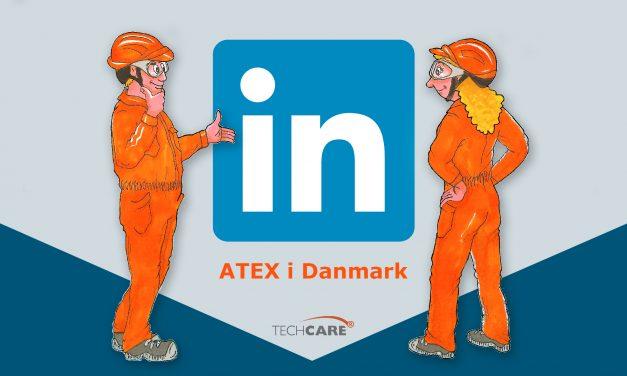 ATEX i Danmark på LinkedIn
