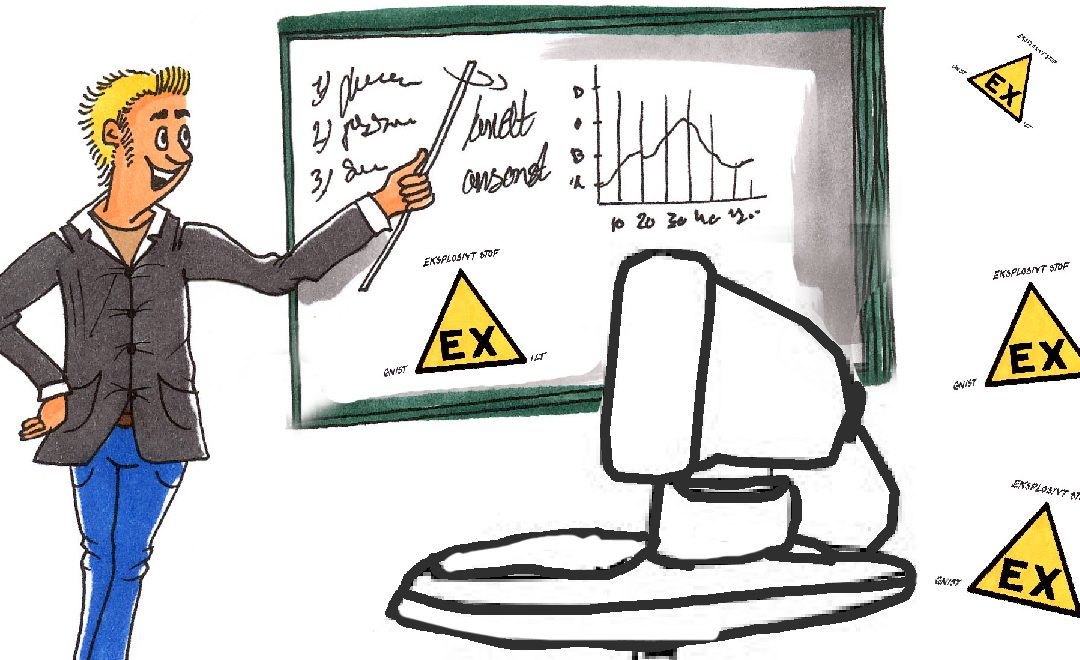 ATEX-kursus online med TechCare